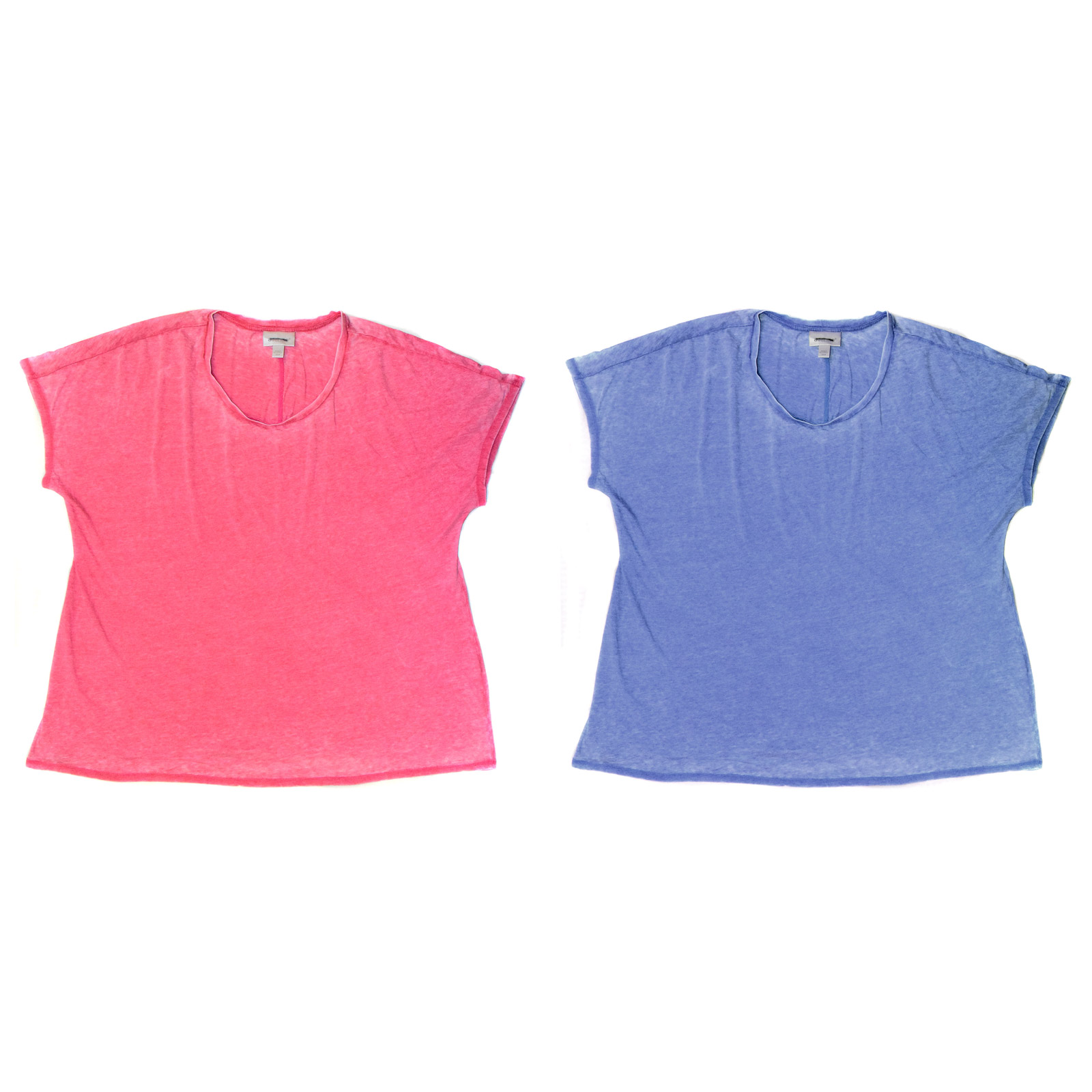 Avenue Super Soft Tee's in 2 Colors - 48pcs