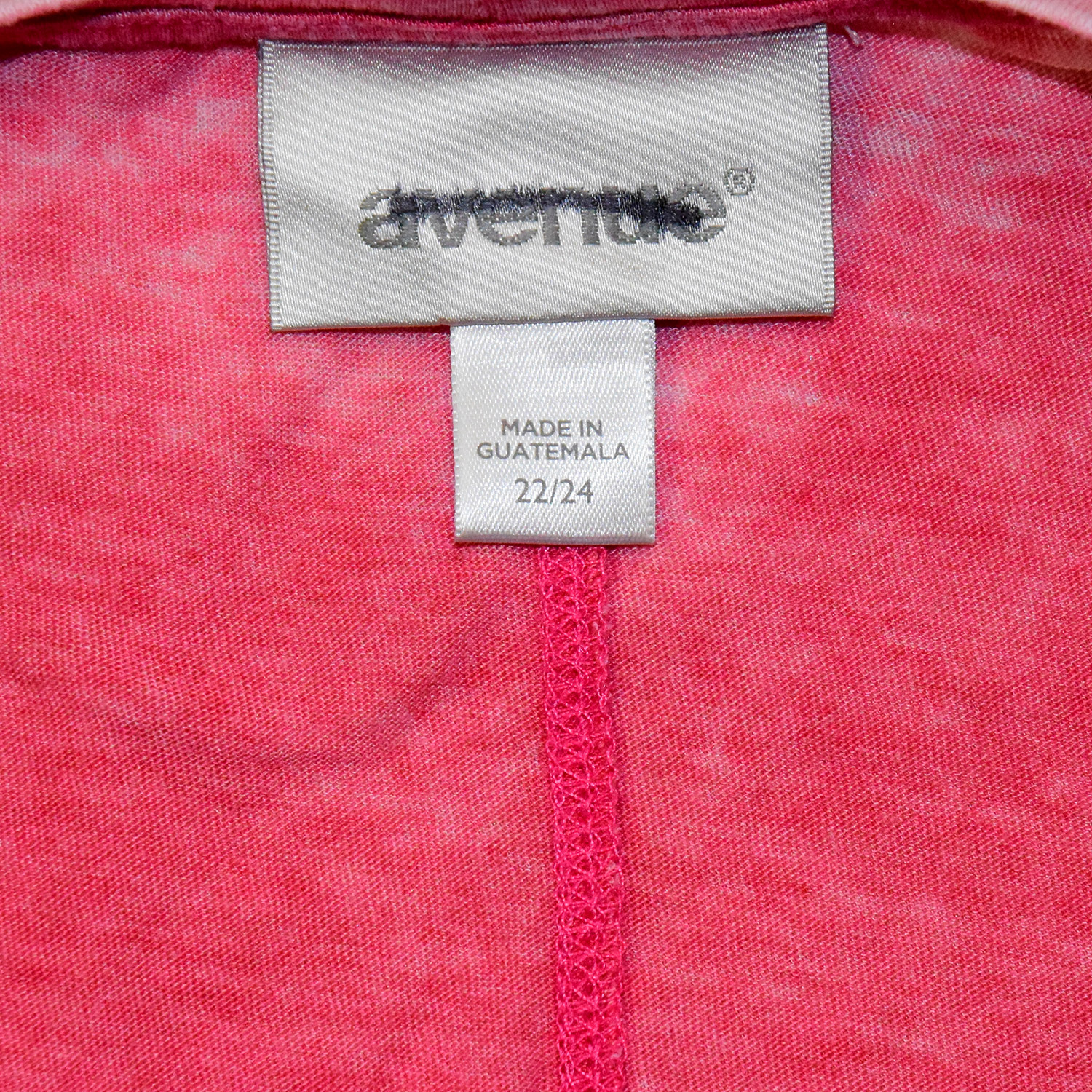 Avenue Super Soft Tee\'s in 2 Colors - 48pcs