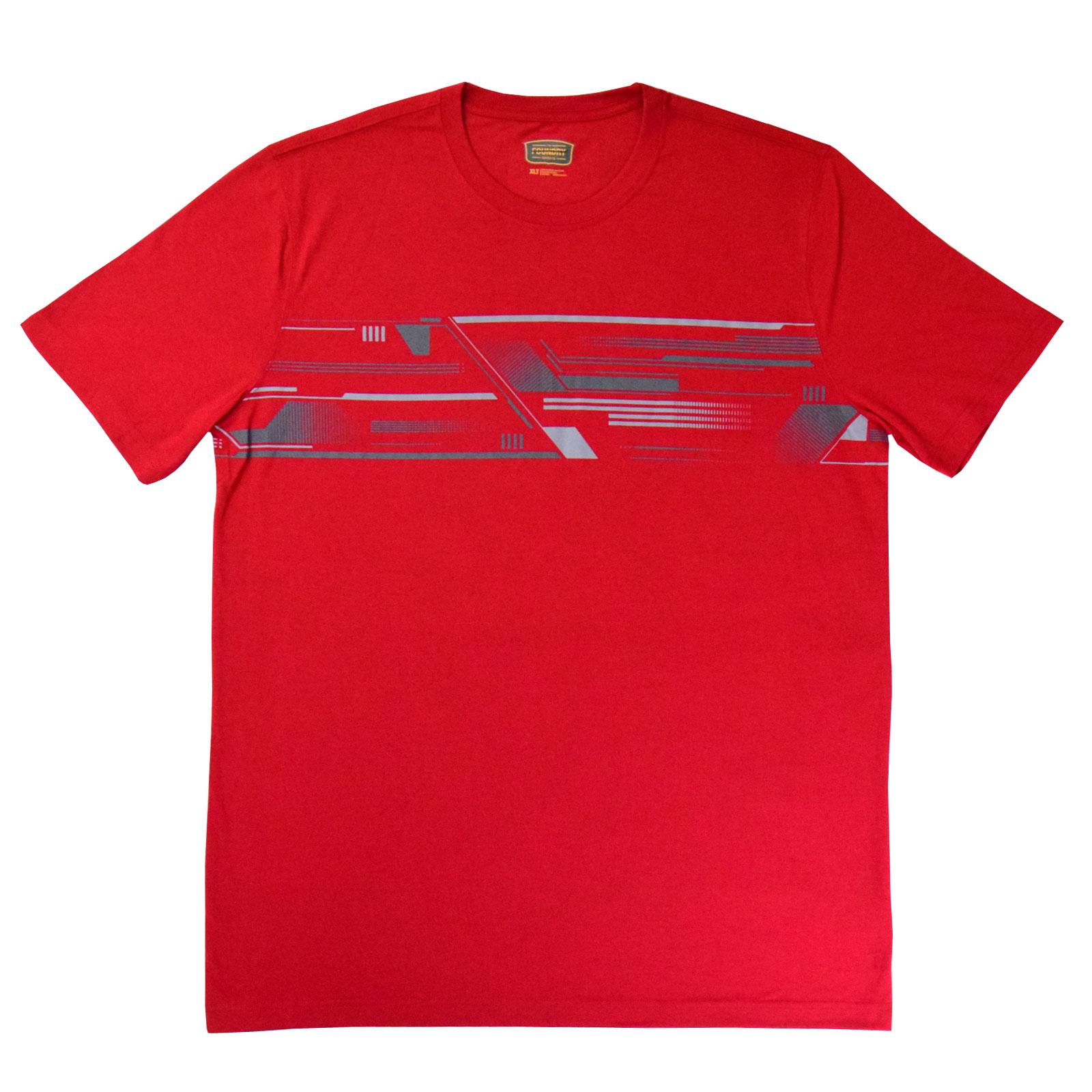 foundry men s big tall t shirts 979pcs fy008